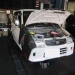 タイミングベルト交換&ブレーキ修理!@ダイハツ ムーブ(L900S)【車検と車の修理@東大阪!】