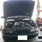 エンストの原因?@BMW 328【車検と車の修理@東大阪!】
