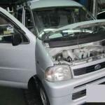 トラブルはいつも突然です! @ ダイハツ ハイゼットカーゴ(S200V)【車検と車の修理@東大阪!】