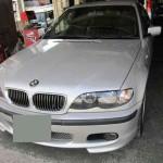 ヘッドライトは明るく! @ BMW E46・トヨタ ハイラックス【車検と車の修理@東大阪!】