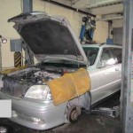原因の探求?@ トヨタ クラウン(JZS171) 【車検と車の修理@東大阪!】