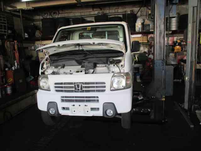 中古車の点検&整備!@ ホンダ アクティ トラック (HA7)  【車検と車の修理@東大阪!】