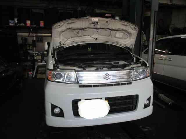 【2015年 スタート!】クルマの修理はじめるぞ~(^^♪【車検と車の修理@東大阪!】